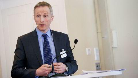 Norske Helge Hammer er driftsdirektør i børsnoterte Faroe Petroleum.