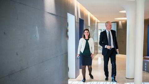Partner Ellen Teresa Heyerdahl i Thommessen jobber med krisehåndtering innen oljeservice, men tar fri i helgene. Thommessen har overtatt tronen som største advokatfirma og administrerende partner Sverre Tyrhaug vil ha flere kvinner i toppen.