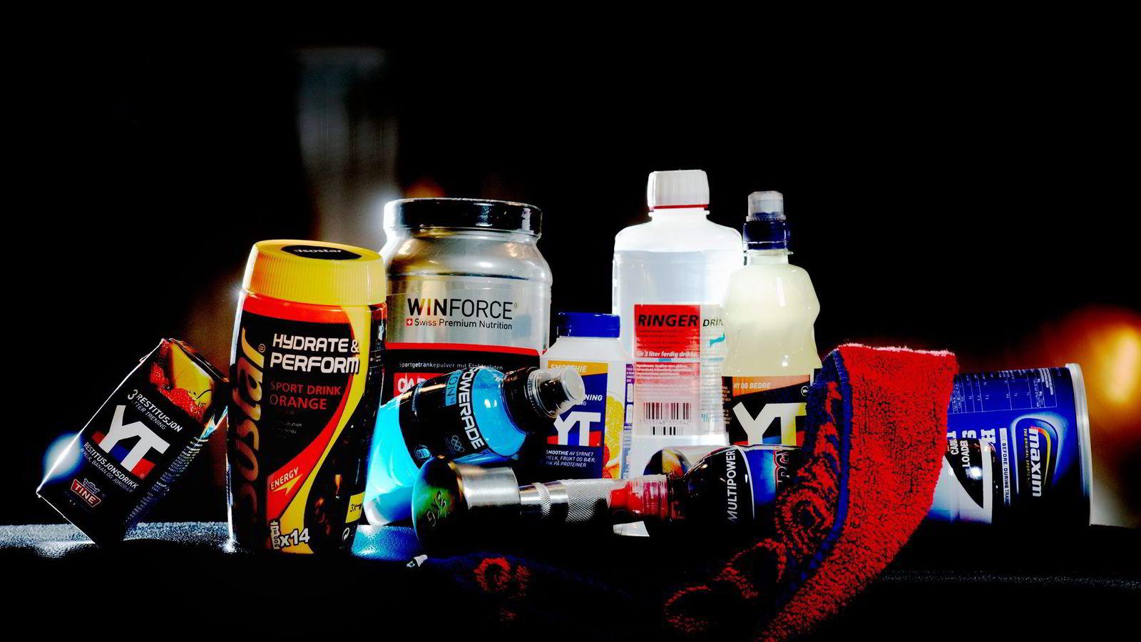 Mosjonister har sjelden bruk for sportsdrikk, ifølge Truls Raastad ved Norges idrettshøgskole.