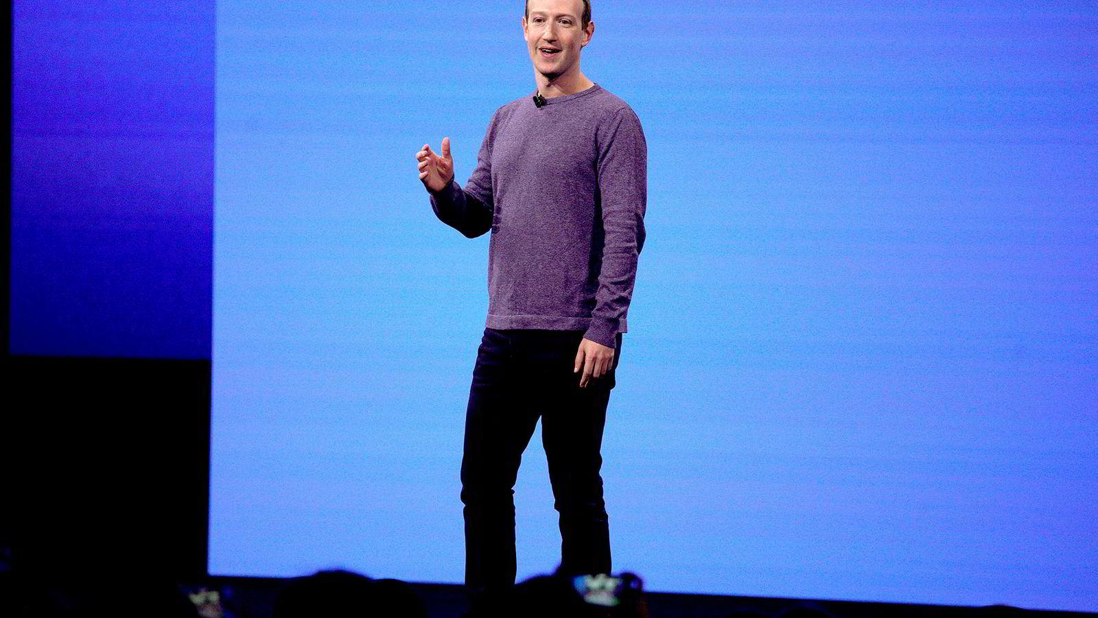 Facebooks grunnlegger og toppsjef Mark Zuckerberg lovte store endringer for Facebook under utviklerkonferansen F8 tidligere denne uken.