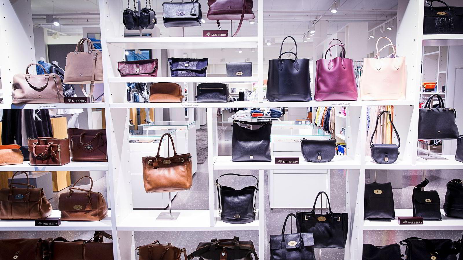 IDENTITET: Luksusprodukter hjelper oss til å skape personlighetsinntrykkene vi ønsker oss, tror førsteamanuensis.