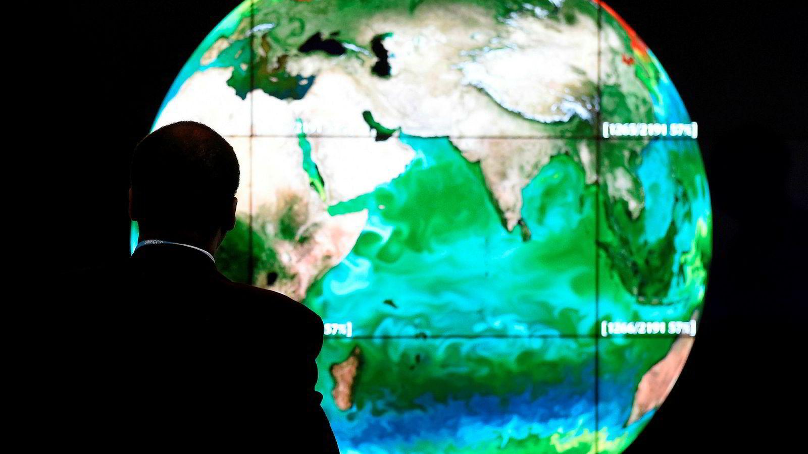 Verdensbanken dobler klimainnsatsen i neste femårsperiode.