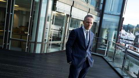 – Planen har skapt irritasjon i Det hvite hus fordi dette betyr at Kina vil bli en direkte og truende konkurrent, sier sjefstrateg Christian Lie i Danske Bank.