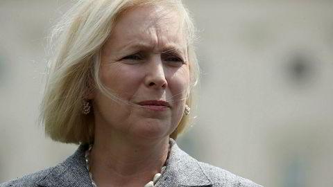 Kirsten Gillibrand kunngjorde tirsdag at hun er kandidat ved presidentvalget i USA i 2020.