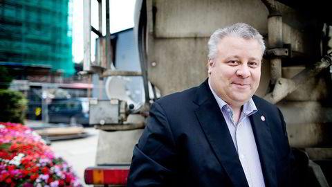 Bård Hoksrud, stortingsrepresentant for Frp Foto: Ida von Hanno Bast