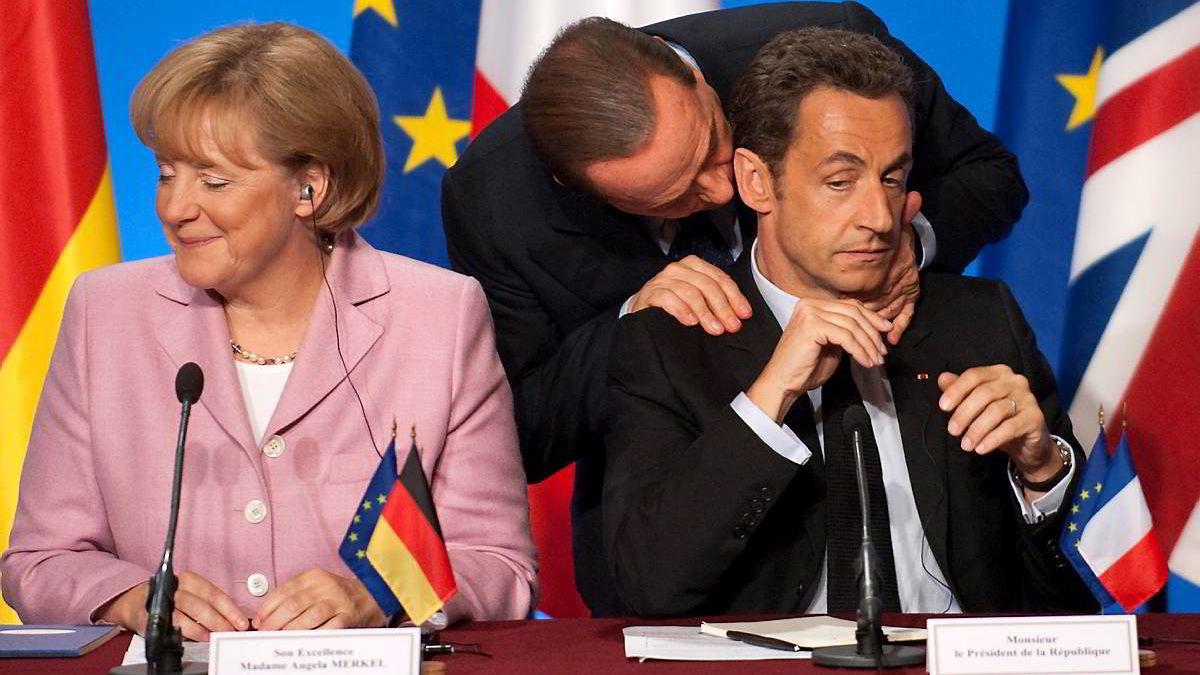 Smitteeffekt: fransk gjeld faller også i verdi, om enn ikke like mye som den italienske.