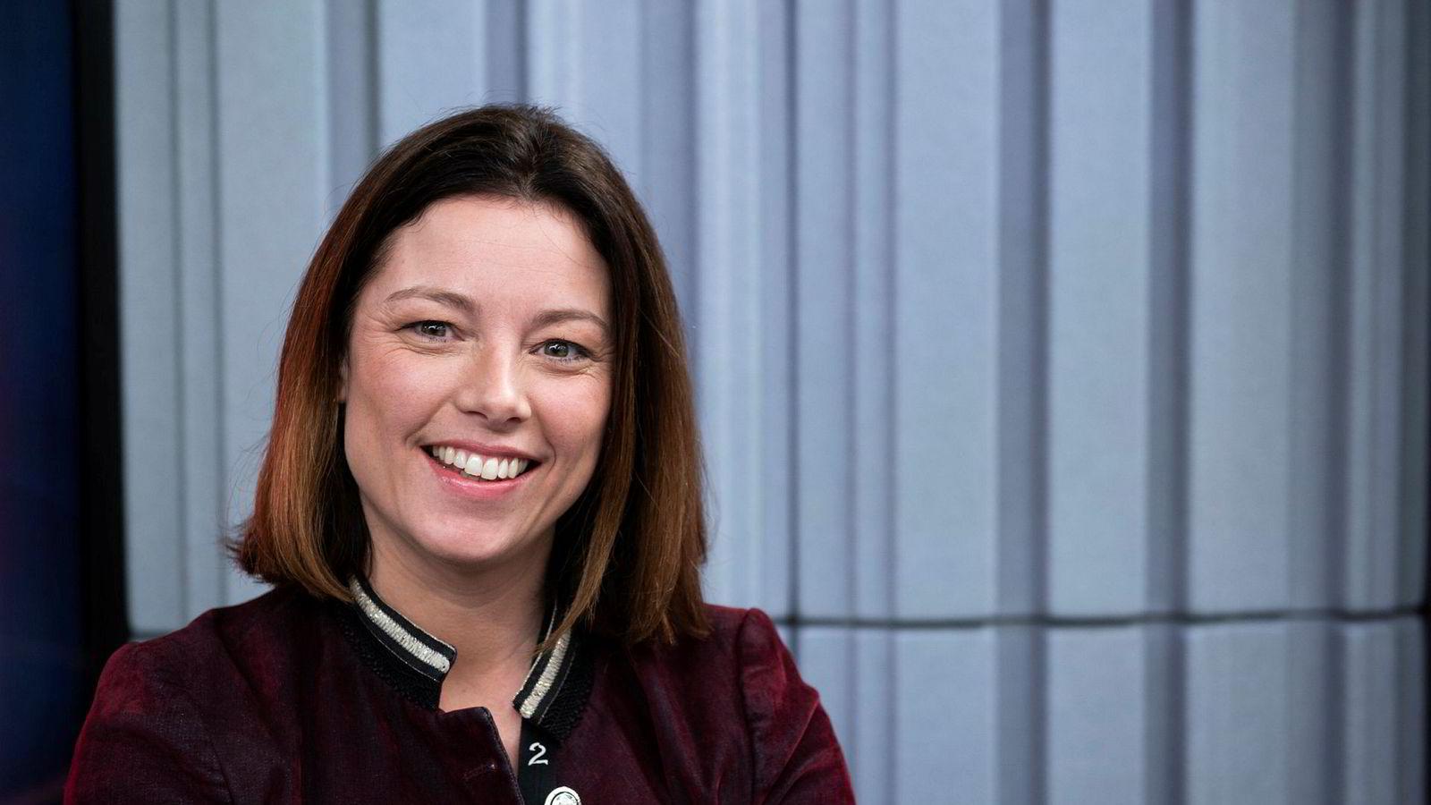 Vi er fornøyd med at vi unngår rettssak, sier organisasjons- og kommunikasjonsdirektør i TV 2, Sarah Willand.