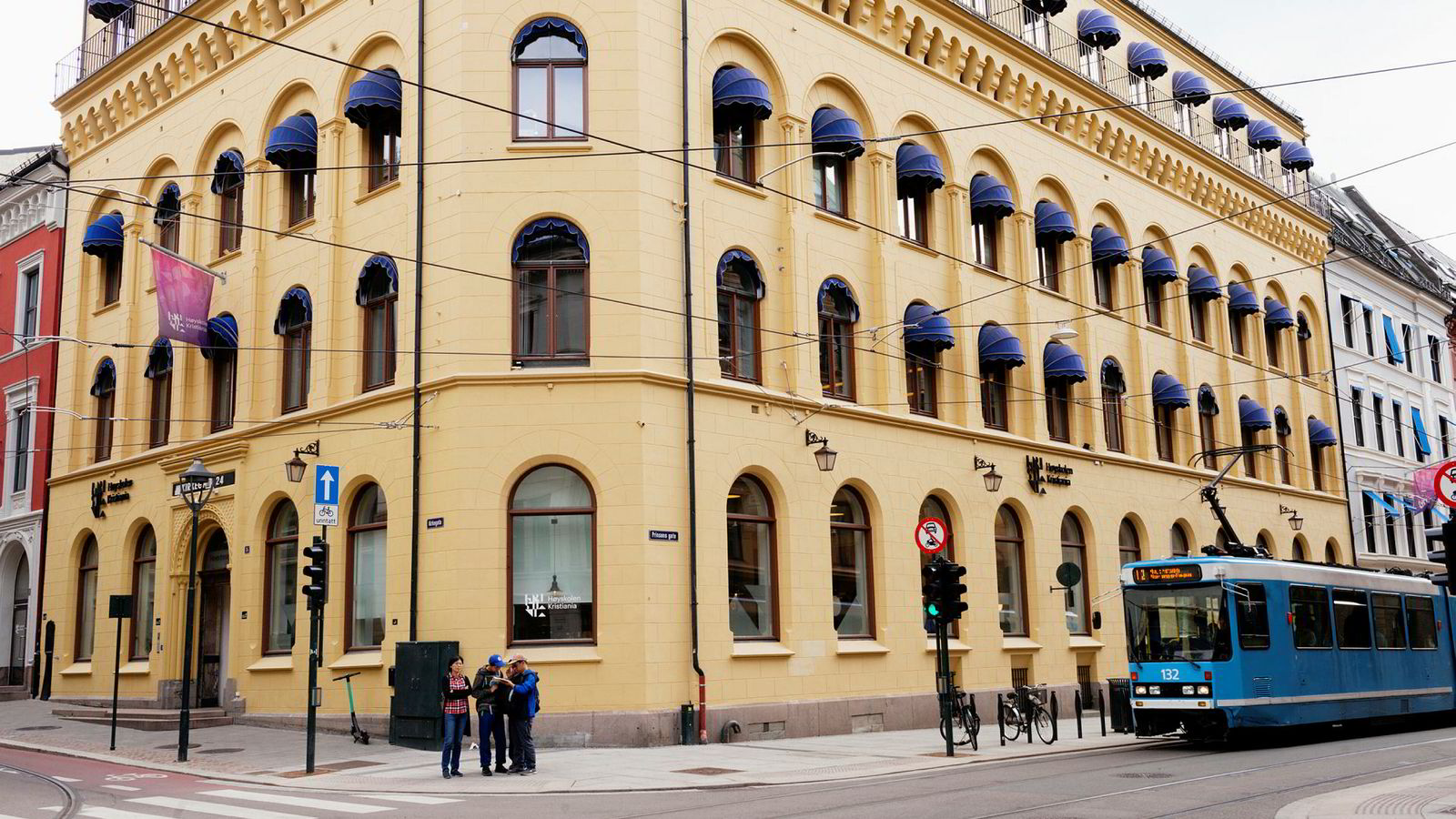 Høyskolen Kristiania har ambisjoner om å bli både Norges første arbeidslivsuniversitet og Norges første private universitet.
