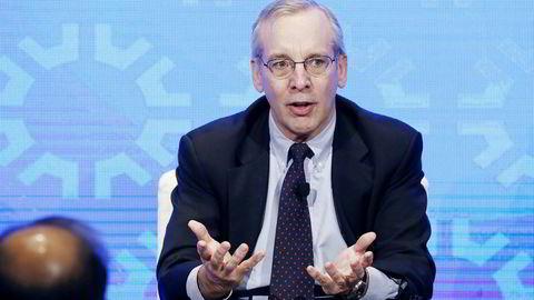 «Det er til og med et argument for at presidentvalget i seg selv faller inn under Feds ansvarsområde», skriver tidligere Fed-topp William Dudley i en kommentar i Bloomberg.
