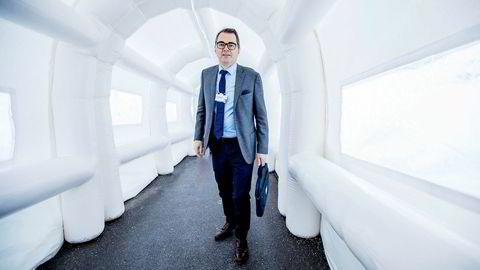 Konsernsjef i Hydro, Svein Richard Brandtzæg, sier at de foreløpige funnene fra den interne ekspertgruppen viser at selskapet ikke har oversikt over situasjonen ved Alunorte-anlegget.