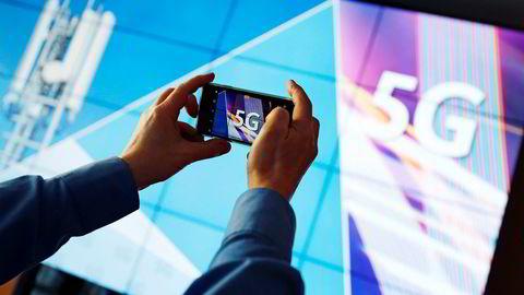 Verdens største teknologiselskaper venter på at 5G-utbyggingen skal starte. Smarttelefonmarkedet falt i 2018 og prisene på komponenter har stupt. Det har kommet resultatvarsler jevnlig siden nyttår. Dette ventes å fortsette.