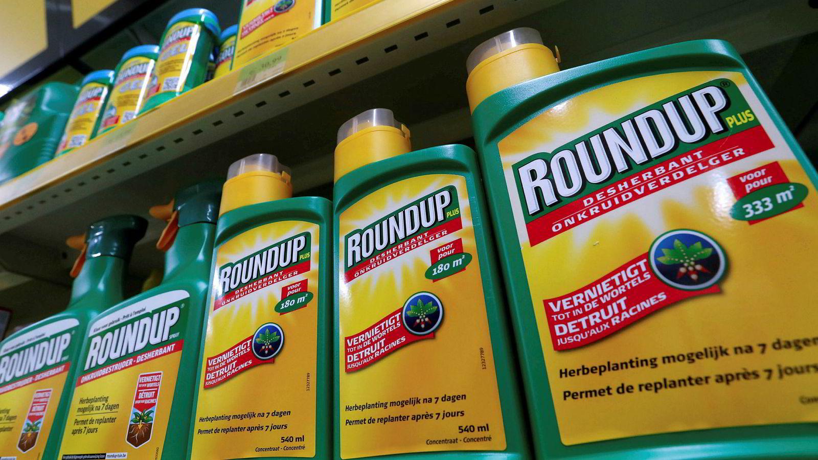 En jury i USA har i tredje sak på rad tilkjent giganterstatning til kreftofre etter langvarig bruk av Roundup.