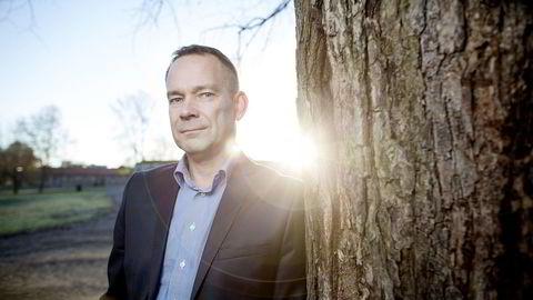 HR-direktør Ole Banggren i Adecco Norge mener det er et paradoks at det finnes et stort antall kurs i jobbsøking, men lite informasjon om hvordan man sier opp. Foto: Ida von Hanno Bast