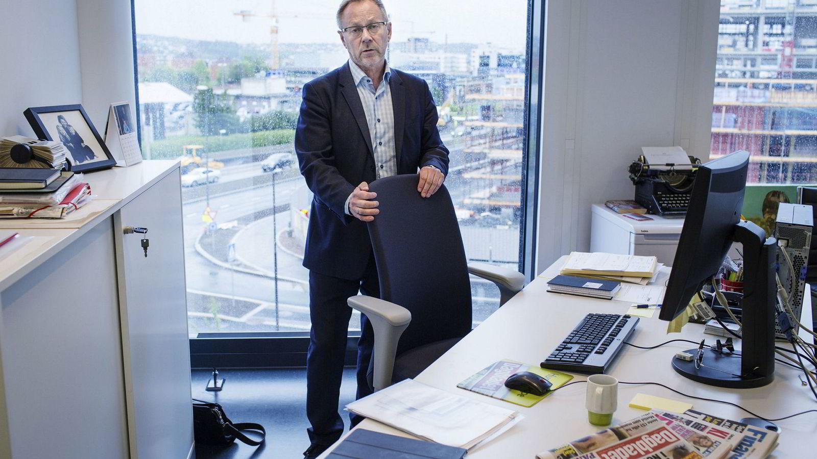 – Norge utgjør et altfor lite marked. For mange mediehus vil dette bare være en distraksjon bort fra ting som faktisk gir inntekter, sier John Arne Markussen, direktør for forretningsutvikling i Aller Media.