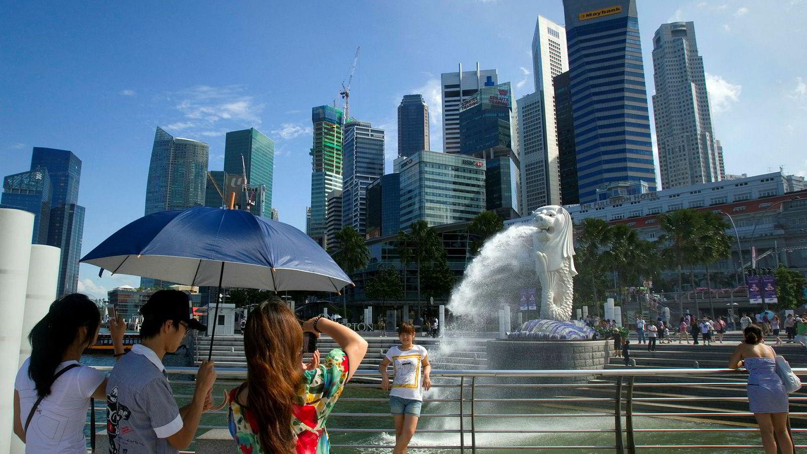 Det er ikke registrert et lengre sammenhengende fall i boligprisene i Singapore siden månedsstatistikker først ble utarbeidet i 1975.