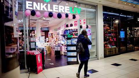 Det blir færre Enklere Liv-butikker fremover.