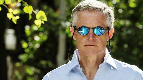 Ole Andreas Halvorsens hedgefond Viking Global Investors har papirtap på flere milliarder kroner etter at Facebook skuffet markedet enormt natt til torsdag.