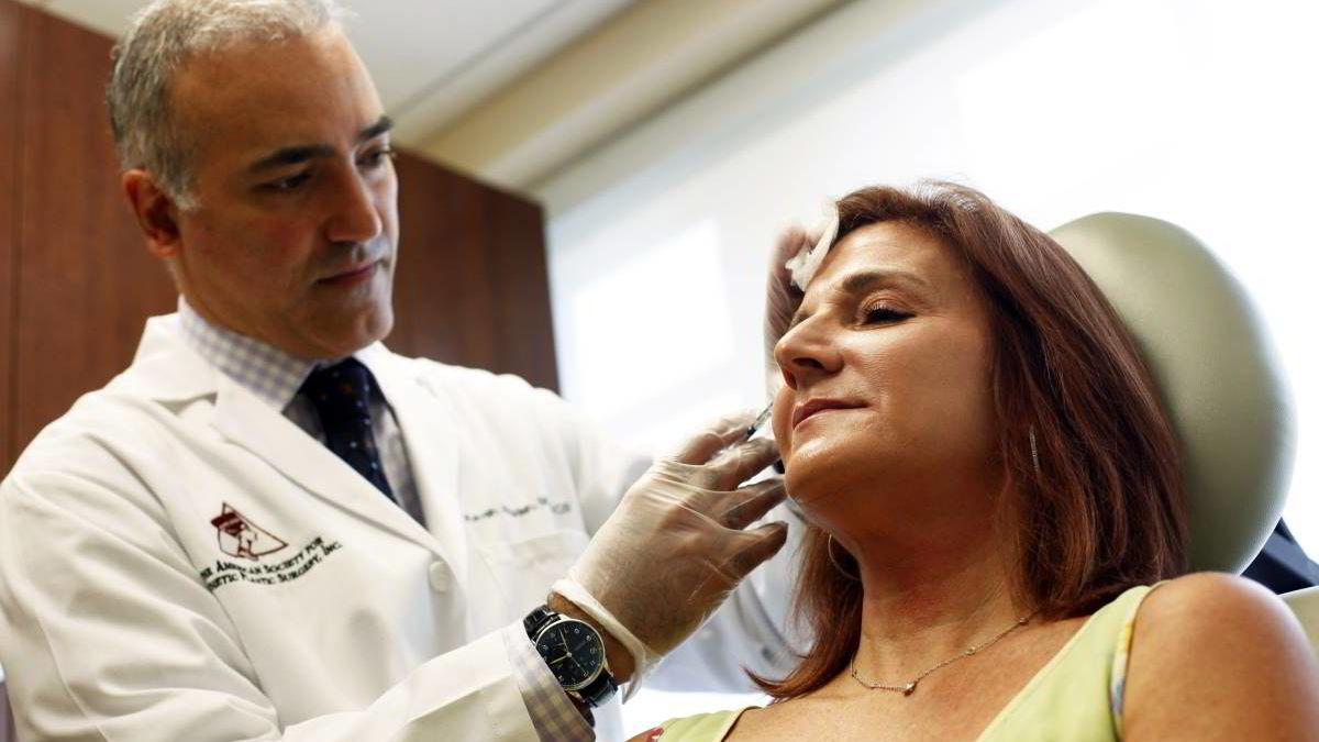 Den amerikanske botox-produsenten Allergan blir trolig kjøpt opp. Illustrasjonsfoto: