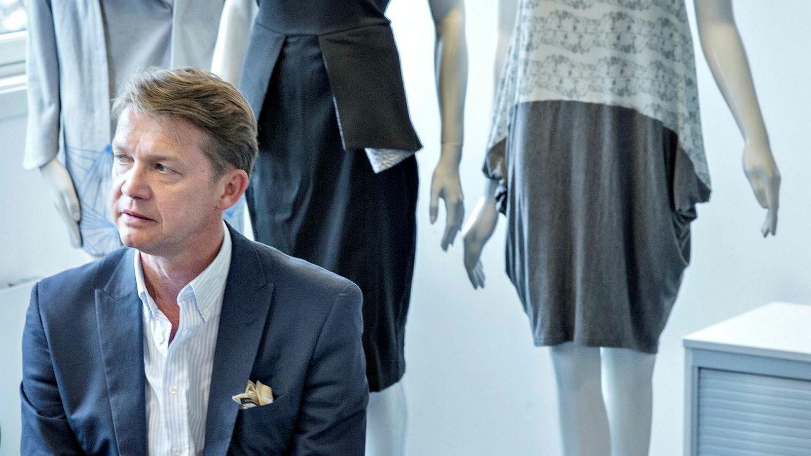 Haugesunderen Stein Lande startet og var største aksjonær i klesselskapet Conseptor da selskapet gikk over ende for en knapp måned siden.