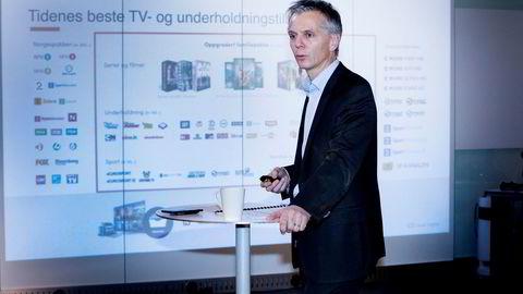 Ragnar Kårhus går fra jobben som Telenor Broadcast til Schibsted, der han blir finansdirektør.