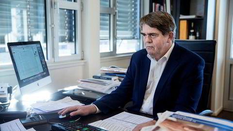 – Tonen er som den alltid er på Facebook, spisset, sier finansmann Jan Petter Sissener om diskusjonene i Facebook-gruppen Ja til bilen.