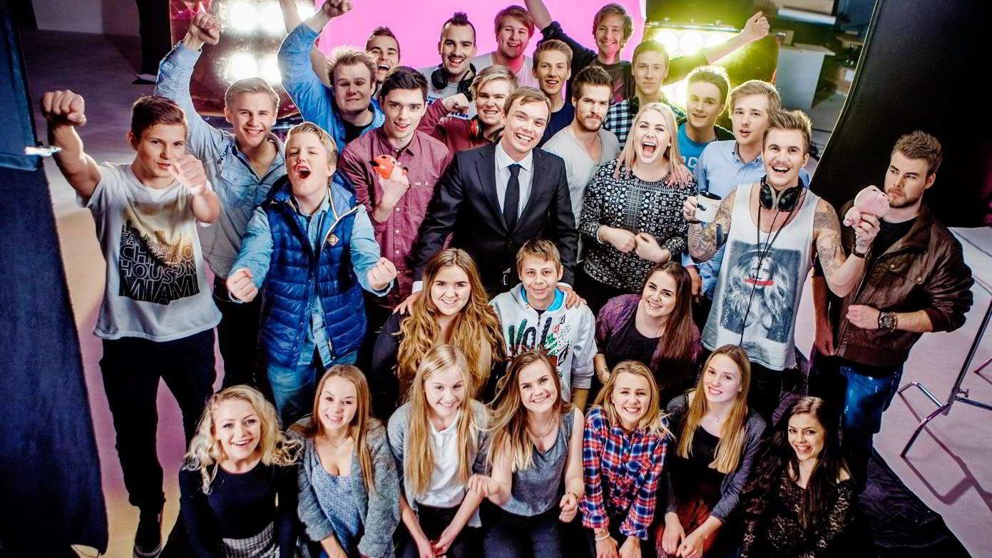 TVNorge skal neste år kåre Norges beste Youtubere.