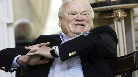 John Fredriksen kjøper seg opp i Opera. Foto: Elin Høyland