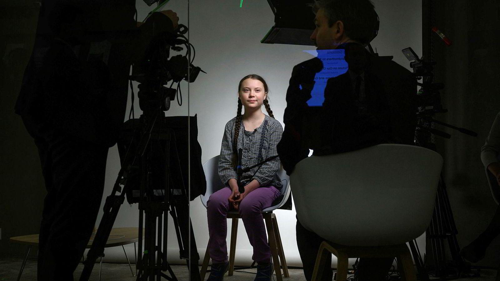 Det «normale» har aldri endret noen ting, sies det. Svenske Greta Thunberg (12) ble verdenskjent da hun uten blygsel fortalte FN at barn ikke lenger kan stole på at de voksne tar ansvar for fremtiden.
