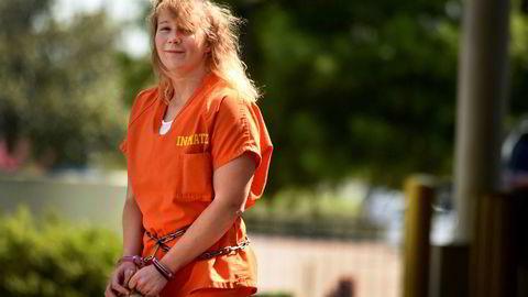 Reality Leigh Winner (26) fikk over fem års fengsel for å ha lekket hemmeligstemplet informasjon.