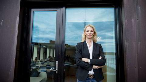 Sjeføkonom Kari Due-Andresen i Handelsbanken har flytende rente: – Jeg har ikke funnet noen grunn til å binde renten nå, sier hun.