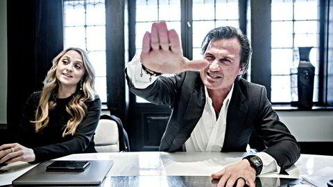 Petter Stordalen skammer seg når han ser datteren Emilie i øynene, men kvinneandelen i hans egen portefølje er ikke noe å skryte av.