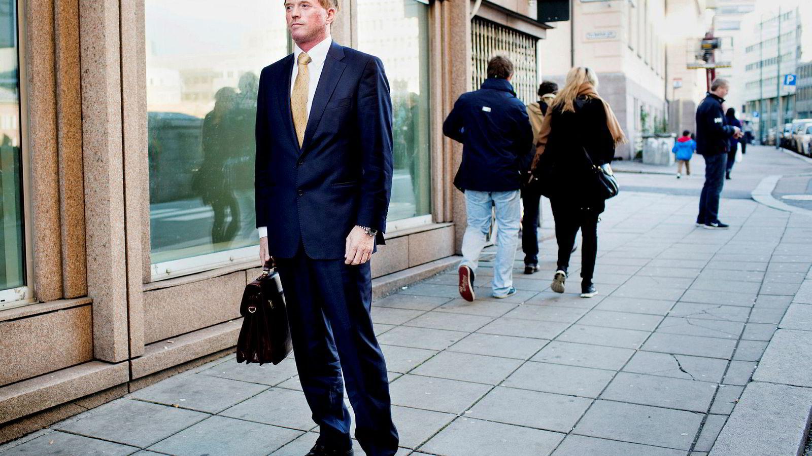 Oslo tingrett er ikke i tvil om at det var Are Abrahamsen, tidligere Leiv Are Kristiansen, som var «hjernen» og hovedmannen som bestemte i Johnsen Oil.