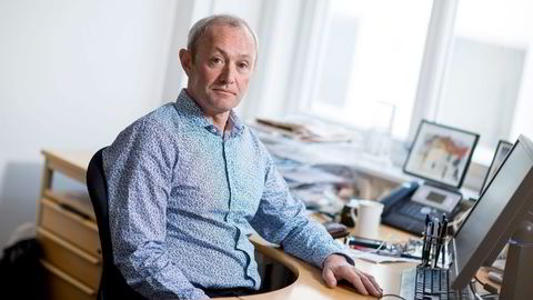 Thomas Spence er bekymret forkonsekvensene av lederlønnsfesten i mediebransjen. Foto: Morten Brakestad