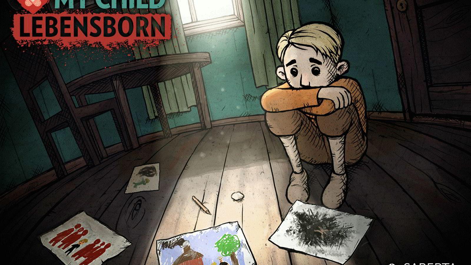 Spillpris. «Mitt Barn Lebensborn» – et sterkt og bevegende spill om hvordan enkelte norske tyskerbarn ble behandlet etter annen verdenskrig