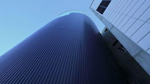 I praksis er Tafjords termos et gigantisk vannbasert bybatteri, et såkalt blått batteri.