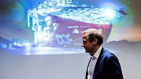 Dof-sjef Mons Aase sliter med å få refinansiert gjelden.