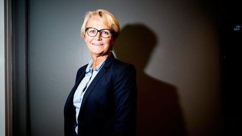 Administrerende direktør Anette Willlumsen i Lindorff Norge. Foto: Mikaela Berg