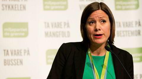Byråd for byutvikling, Hanna E. Marcussen (MDG), fjerner nå de siste parkeringsplassene for privatbiler på kommunal grunn i Oslo sentrum.