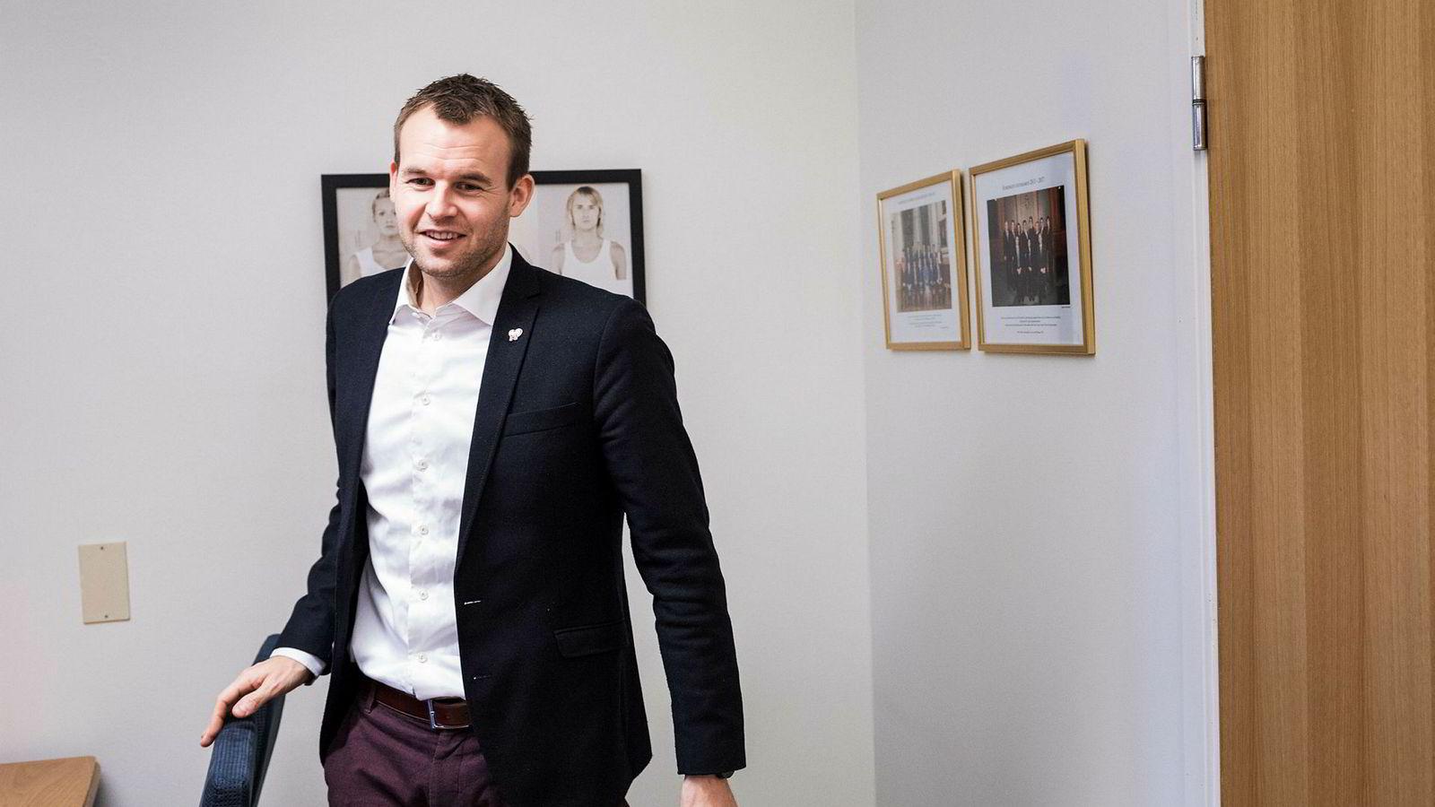 – En av de viktige prioriteringene på inntektssiden er å fjerne 350-kronersgrensen, sa KrF-nestleder Kjell Ingolf Ropstad for to uker siden.