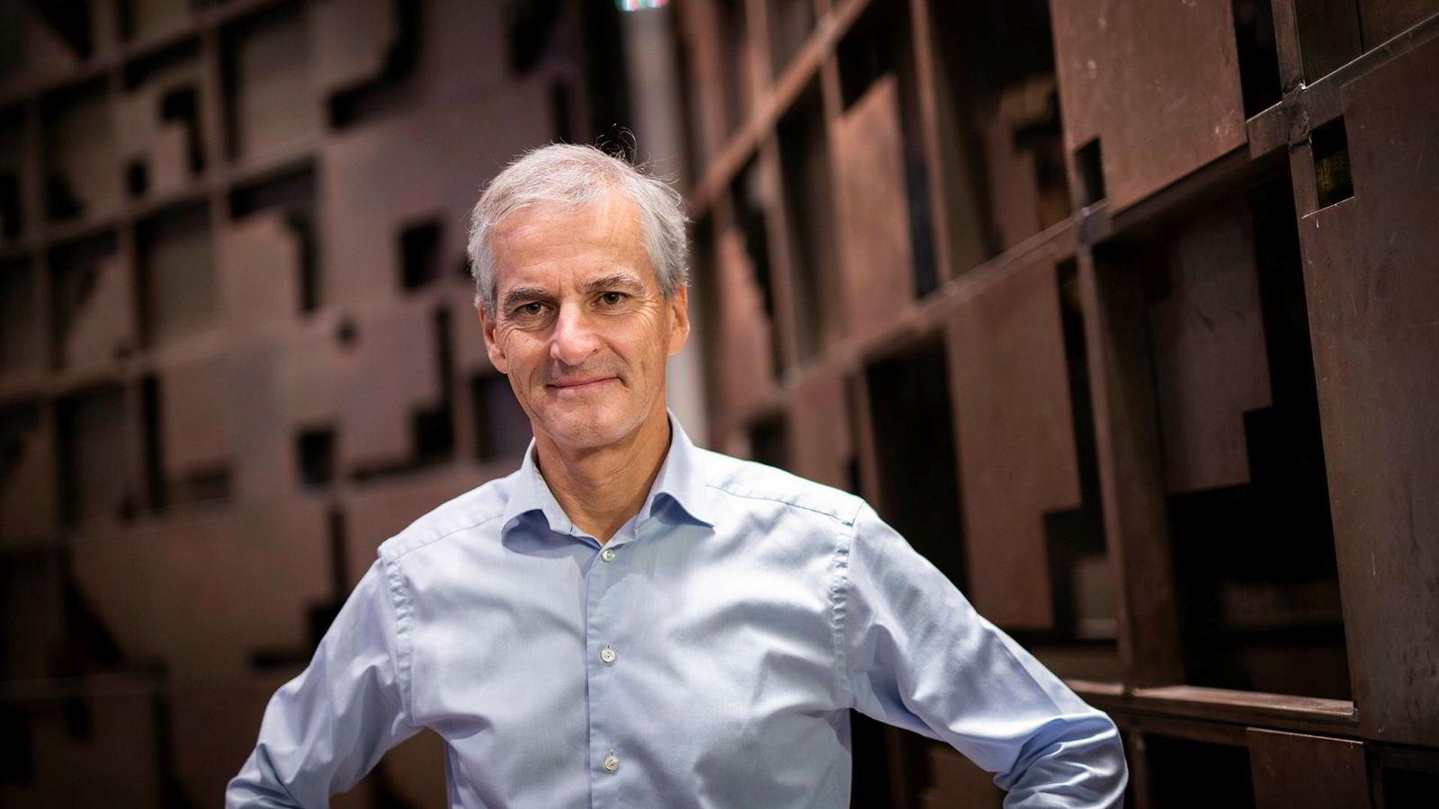 – Vi kan bruke alle krefter på politikk, sier Ap-leder Jonas Gahr Støre.
