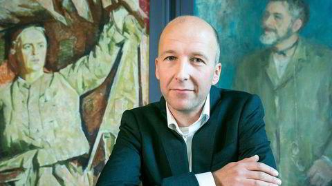 Alfred Fidjestøl har skrevet en 366 sider tykk bok om Kulturrådet. Foto: Heiko Junge,