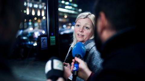 Partisekretær i Arbeiderpartiet, Kjersti Stenseng.