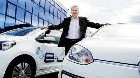 Terje Male, konsernsjef i Møller Mobility Group.