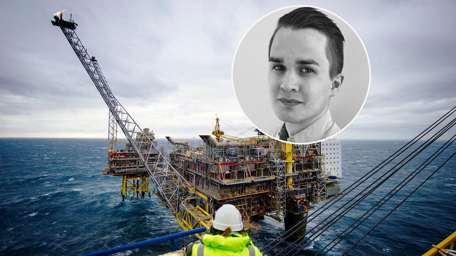 Kompetansen og teknologien i oljebransjen er bredt sammensatt og svært avansert. Det er derfor pussig av Saltvedt å hevde at svake søkertall til Norges mest avanserte næring er en styrke for et grønt skifte og nye energimarkeder.