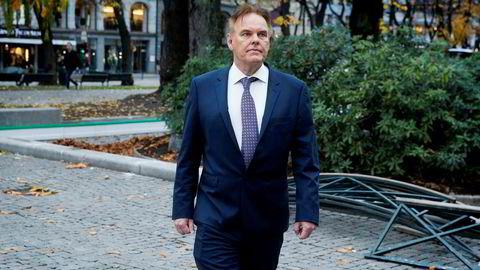 Privatinvestor Rikard Storvestre synes ikke det er bra at Element mangler revisor. Han har foreslått statsautorisert revisor som ny styreleder i selskapet.