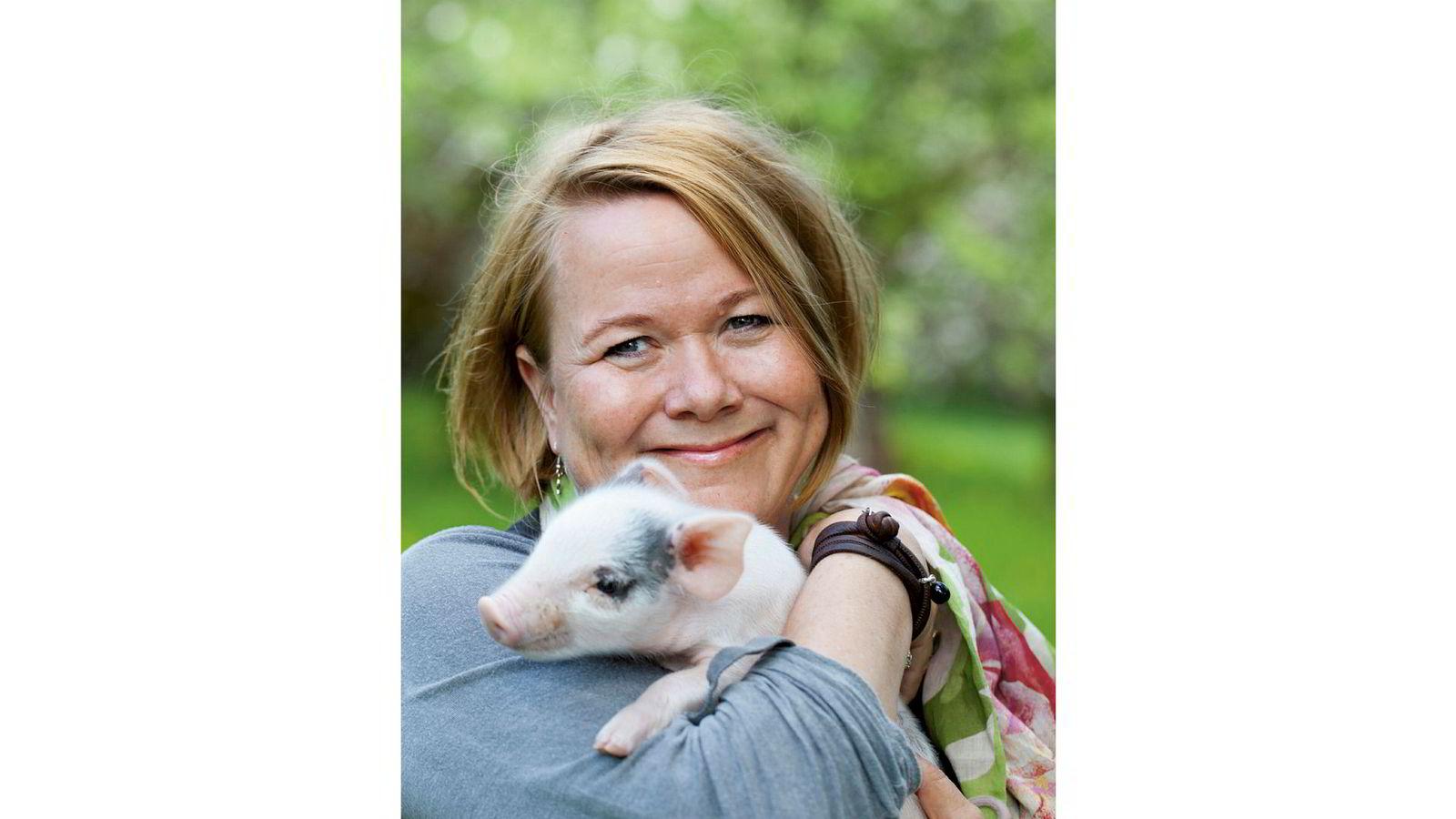 Anya Seeberg Liaaen.