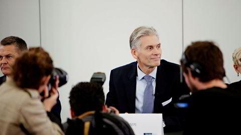 Tidligere denne uken kom beskjeden om at Thomas Borgen gikk av som Danske Bank-sjef på dagen. Han skulle egentlig sitte til en varig arvtager var på plass. Nå er USAs justisvesen i gang med å etterforske banken.