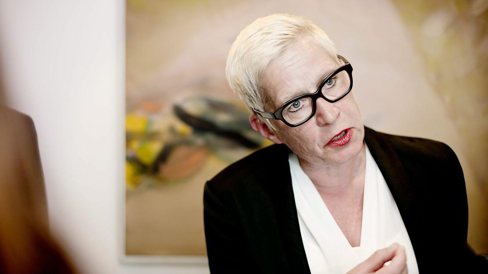Anne Aasheim. leder for Kulturrådet. Foto: Ida von Hanno Bast