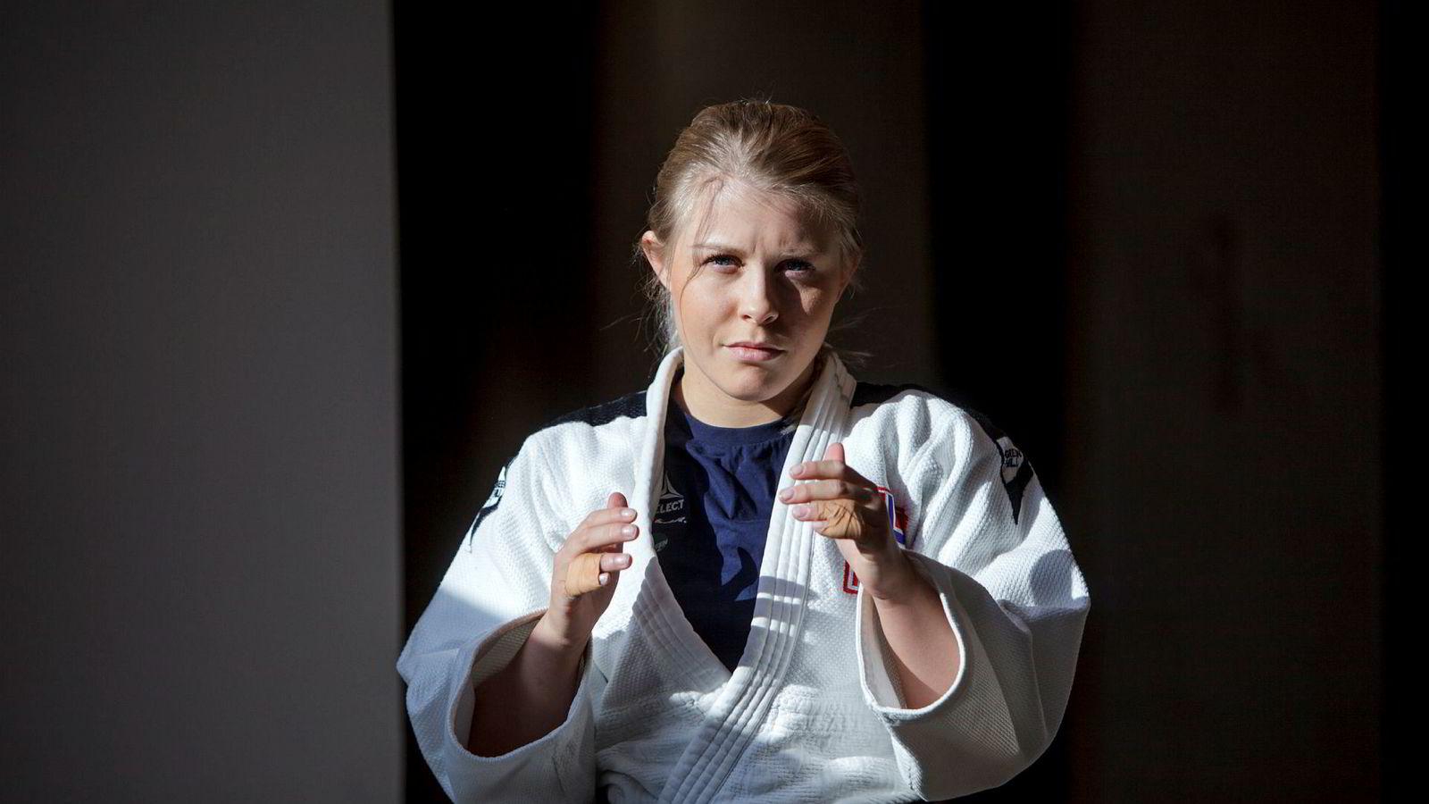 Thea Lillegaard ble nordisk mester, men måtte jobbe for mye og gikk på en smell før kvalifiseringen til EM som junior.