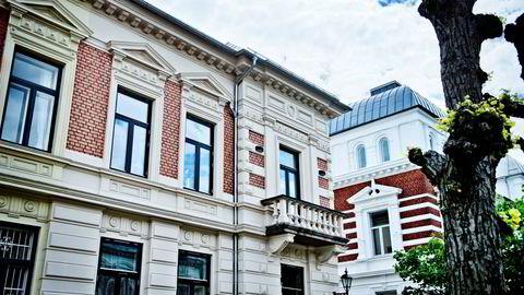 Norske banker kutter i sine boligrenter. Foto: Hampus Lundgren